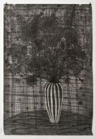 Intérieur 2016, Bleistift a. P., 159 x 113