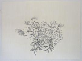 Orte: Garten 1 2017, Bleistift a. P., 55.5 x 76.jpg